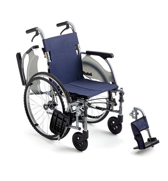 自走型車いす カルティマ CRT-7 座幅40cm ミキ 車椅子 介護用品 hkz