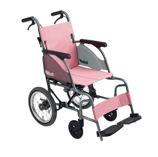 介助型車いす カルッタ CRT-2 座幅40cm ミキ 車椅子 介護用品 hkz