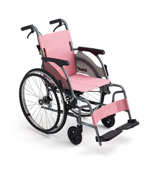 自走型車いす カルティマ CRT-5 座幅40cm ミキ 車椅子 介護用品 hkz