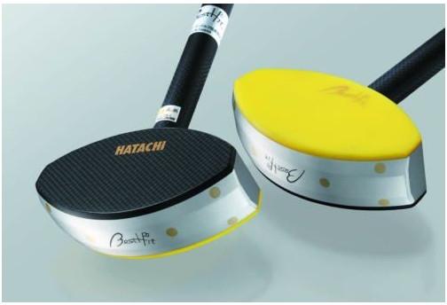 HATACHI グラウンドゴルフ デュアルフェイスクラブ プロ BH2873