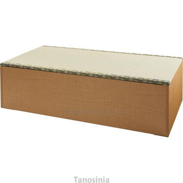 樹脂畳ユニットボックス ハイタイプ JYB-120 幅120cm 収納畳