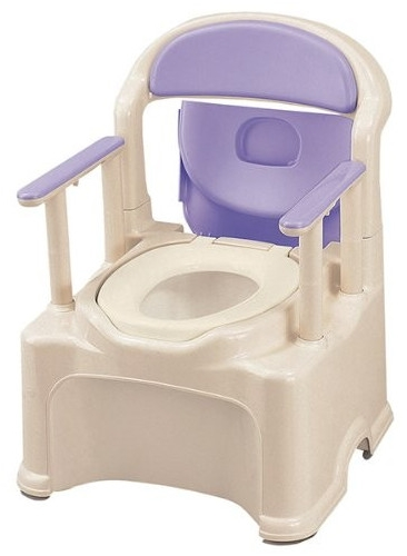 ポータブルトイレ GR-1 普通便座 介護用品