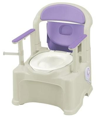 ポータブルトイレ GR-1 暖房便座 介護用品
