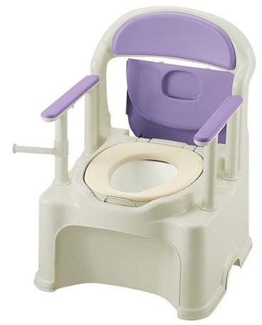 ポータブルトイレ GR-1 やわらか便座 介護用品