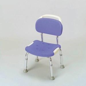シャワーチェア 介護用品 風呂椅子 GR コンパクト 背付 B04961