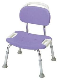 シャワーチェア ベンチシャワー 介護用品 風呂椅子 GR ワイド 背付 B04971