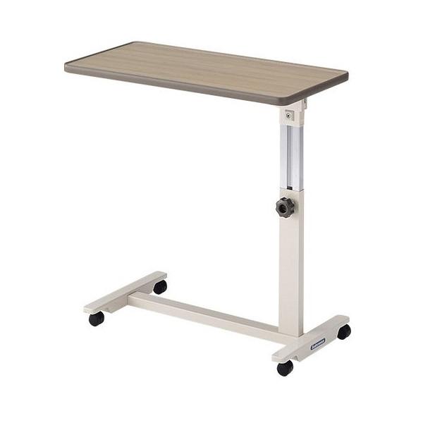 昇降サイドテーブル ノブボルト式 PT-4100M ベッドサイドテーブル 介護用品 ベッド 介護用