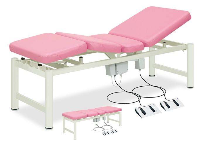 高田ベッド 有孔電動アシスト-2 TB-1003U 整体ベッド マッサージベッド 施術台 整骨院 治療院 リハビリ 訓練台