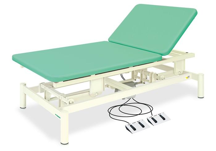 高田ベッド トレーニングベッド 訓練台 リハビリ 運動療法 2M電動ボバース TB-1077-01