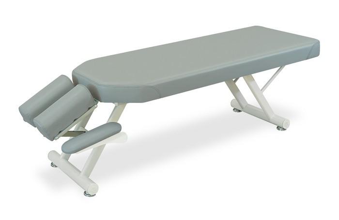 高田ベッド イージーベッド TB-1093 整体ベッド マッサージベッド 施術台 整骨院 治療院 うつ伏せ 手置台付き
