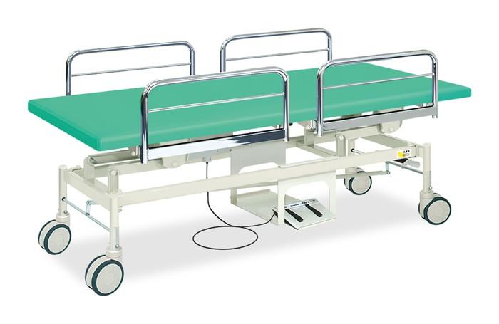 ポイント3倍 業務用ベッド TB-1130 電動昇降台レザーカラーは18色対応 電動4Sカイザー TB-1130 整体ベッド マッサージベッド 【高田ベッド】