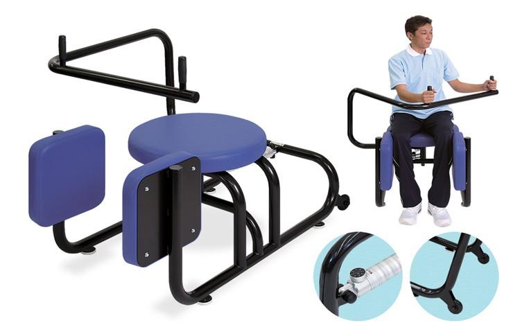 訓練台 【高田ベッド】 TB-1142 リハビリ パワーリハビリRTS トレーニングベッド 運動療法