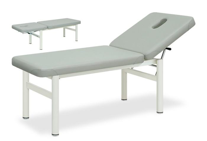 ポイント3倍 業務用ベッド TB-116U ユーティリティレザーカラーは18色対応 有孔TGストレッチベンチ TB-116U 整体ベッド マッサージベッド 【高田ベッド】