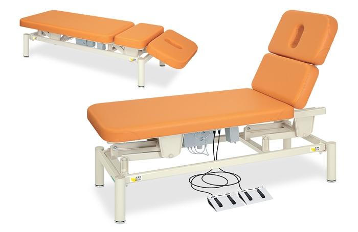 高田ベッド 2Mあかり電動 TB-1201 整体ベッド マッサージベッド 施術台 整骨院 治療院 リハビリ 訓練台
