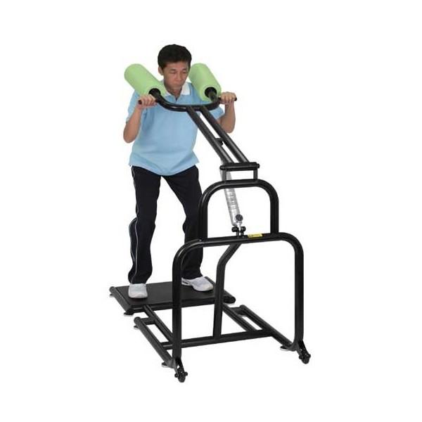 高田ベッド トレーニングベッド 訓練台 リハビリ 運動療法 パワーリハビリSUD TB-1228 トレーニングマシン 施設向け