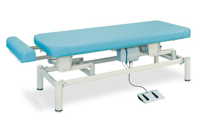 高田ベッド 電動マルチロード TB-1243 整体ベッド マッサージベッド 施術台 整骨院 治療院 リハビリ 訓練台