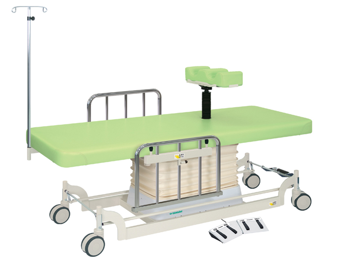 TB-1283 垂直電動MFWタイプ 整体ベッド マッサージベッド 施術台 整骨院 治療院 【高田ベッド】