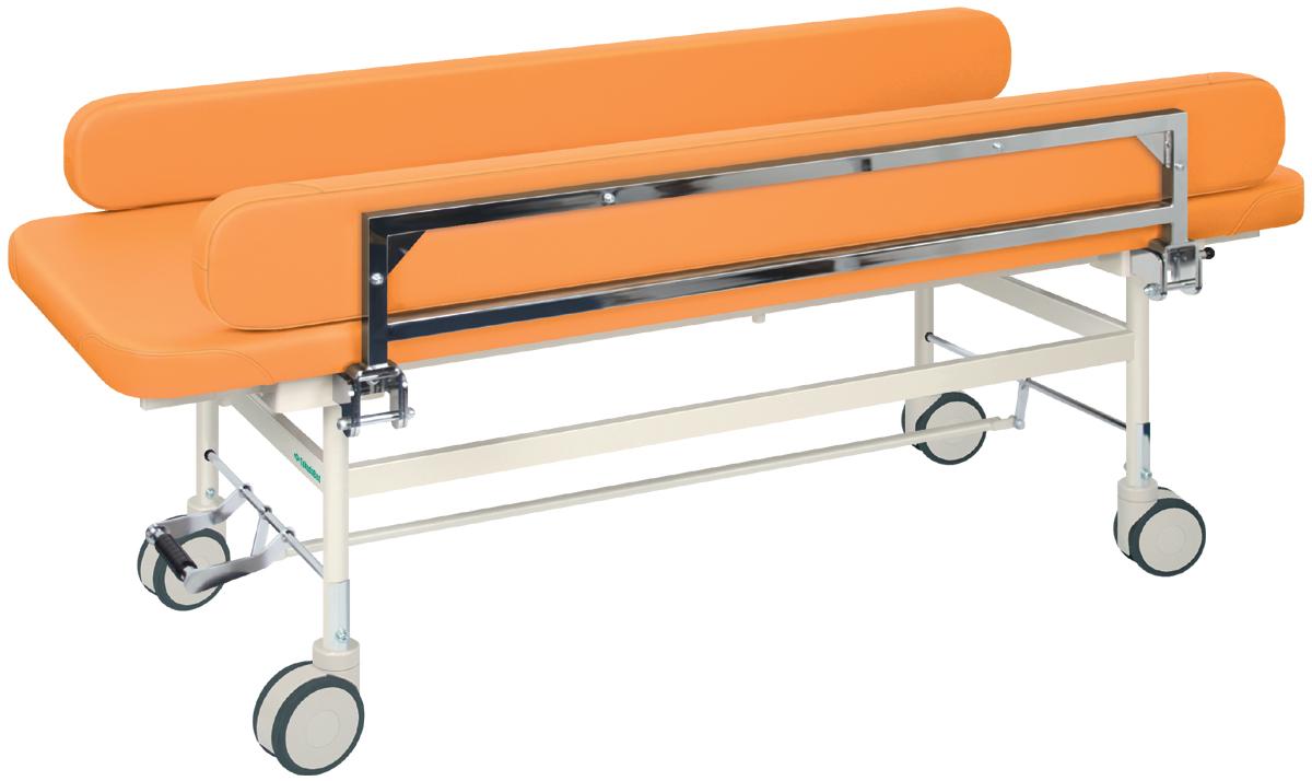 高田ベッド TB-1304U 有孔回転ガード付カイザー 整体ベッド マッサージベッド 施術台 整骨院 治療院