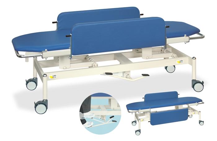 高田ベッド 病院 医院 TB-1349 油圧アルミストレッチャー100