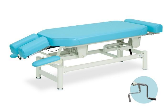 高田ベッド ヘルシオ TB-1505 整体ベッド マッサージベッド 施術台 整骨院 治療院 リハビリ 訓練台