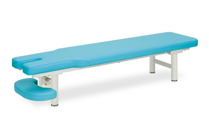 高田ベッド アプローチ整体 TB-159 整体ベッド マッサージベッド 施術台 整骨院 治療院 うつ伏せ 手置台付き