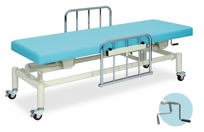 高田ベッド 有孔移動式手動ハイロー TB-160U 整体ベッド マッサージベッド 施術台 整骨院 治療院 リハビリ 訓練台