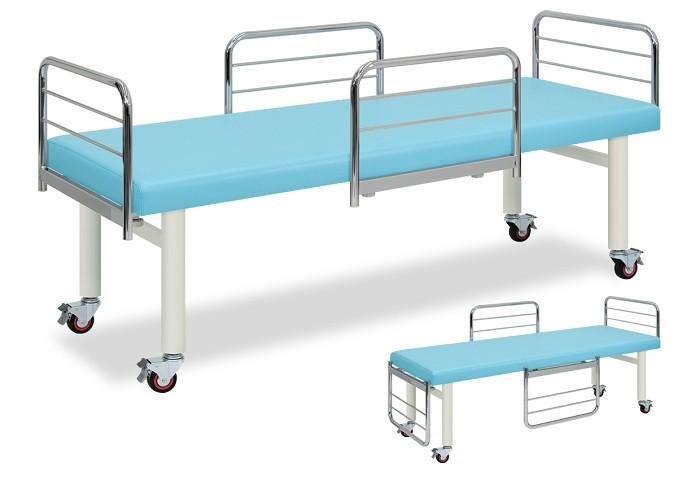 高田ベッド ガードキャスタ TB-173 整体ベッド マッサージベッド 施術台 整骨院 治療院 リハビリ 訓練台