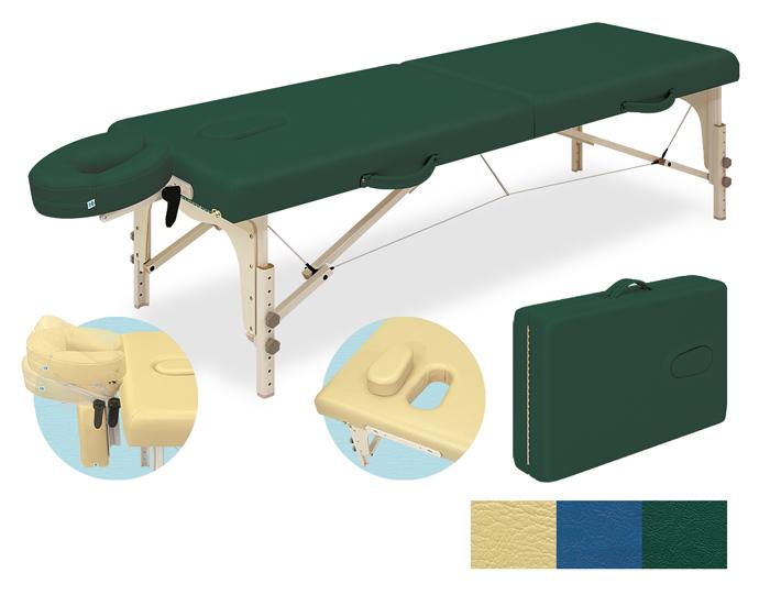 高田ベッド カルロス60 TB-209-01 整体ベッド マッサージベッド 施術台 整骨院 治療院 リハビリ 訓練台