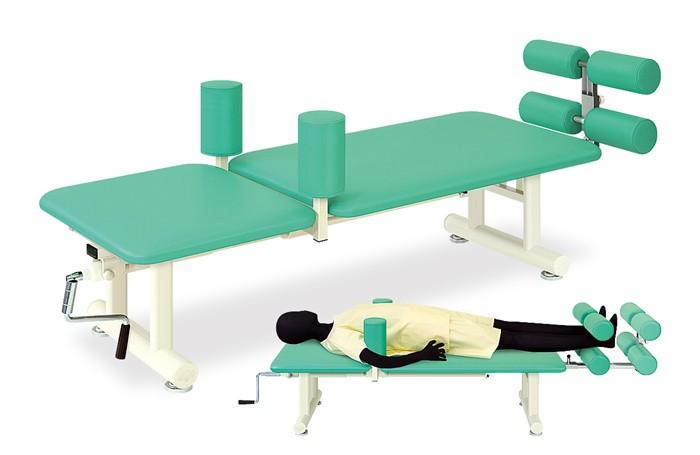 高田ベッド 牽引クランク治療台 TB-556