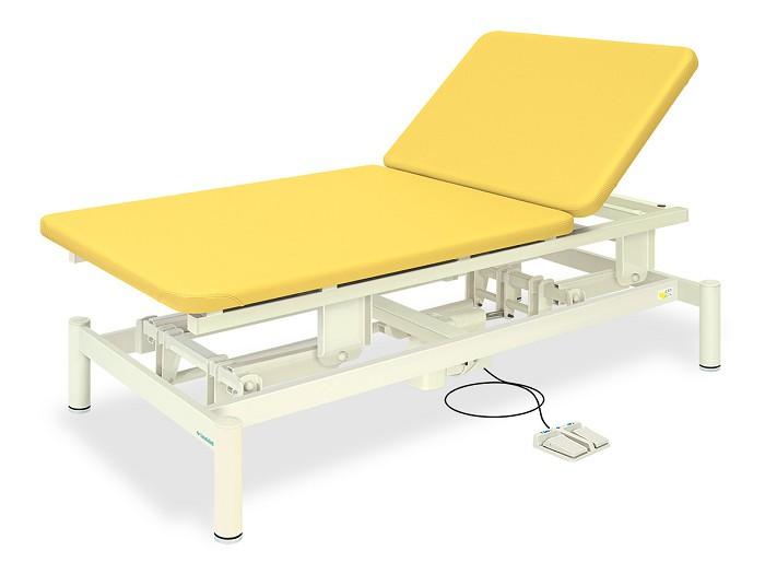 ポイント3倍 業務用ベッド TB-579-02 運動療法 日本製 オーダーメイド生産 高田ベッド トレーニングベッド 訓練台 リハビリ 運動療法 電動ボバースホーム TB-579-02