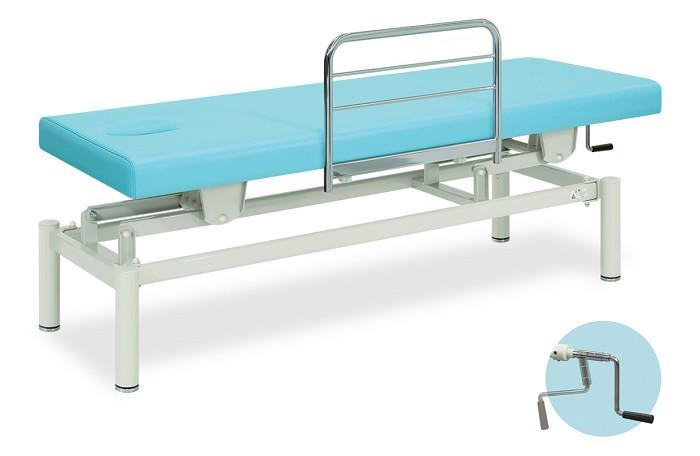 高田ベッド 有孔F型手動式ハイローベッド TB-595U
