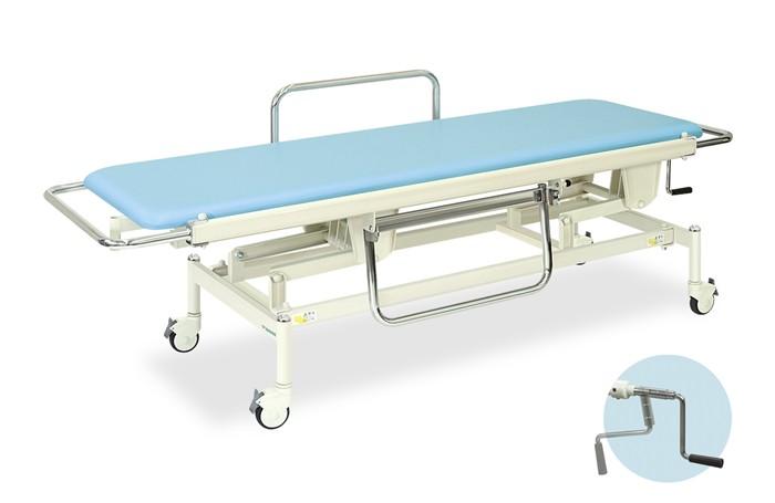 高田ベッド 病院 医院 手動ストレッチャー100 TB-625