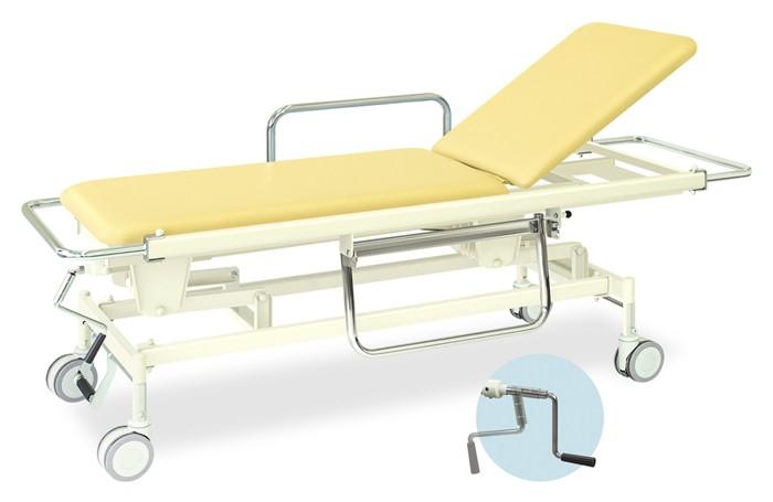 高田ベッド 病院 医院 手動GSストレッチャー125 TB-628