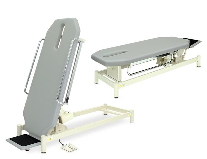 高田ベッド トレーニングベッド 訓練台 リハビリ 運動療法 電動チルトSタイプ TB-651