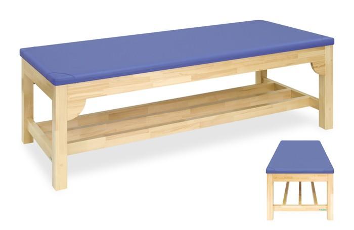 整体ベッド マッサージベッド 施術台 整骨院 治療院 治療台 高田ベッド モクベッドST TB-757 木製ベッド