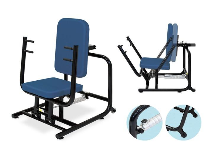 高田ベッド トレーニングベッド 訓練台 リハビリ 運動療法 パワーリハビリCPL TB-810