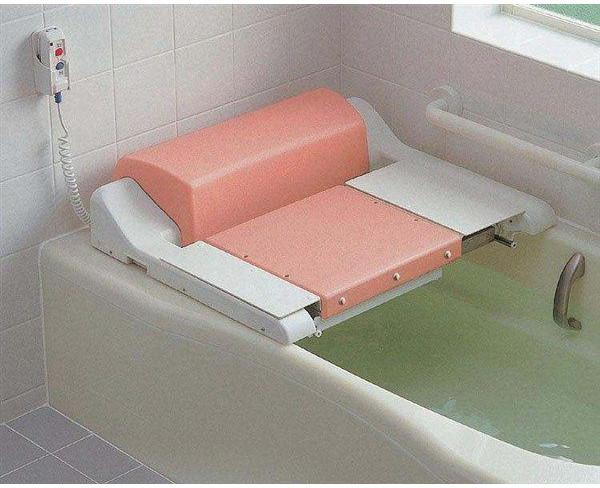 バスリフト EWB100SR 一般用標準シート仕様 入浴リフト 浴槽リフト 介護用品