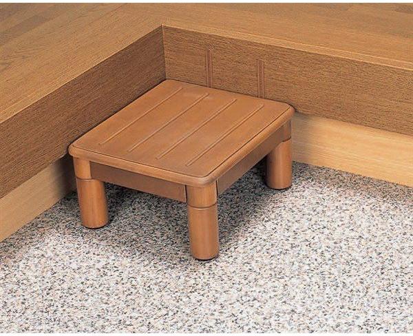 介護用品 木製玄関ステップ 1段 400 VALSMG400 パナソニック