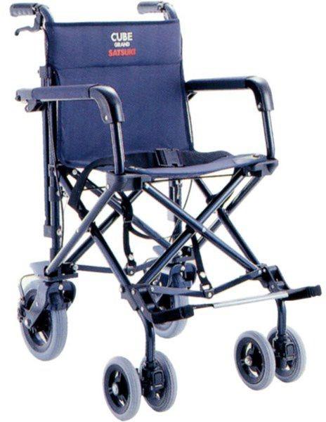 CUBE630 キューブサツキ シルバーカー・歩行車 hkz 介護用品
