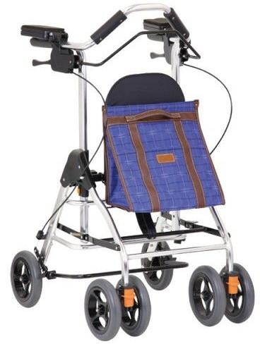 抑速機能付 歩行車 テイコブリトルF 抑速機能付 WAW03 リハビリ WAW03 歩行補助 歩行車 高齢者用 介護用品, 宇治style:a0d40c09 --- data.gd.no