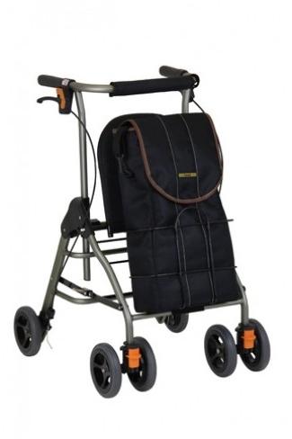 介護 歩行器 歩行車 テイコブリトルボンベ WAW06 幸和製作所 リハビリ 歩行補助 高齢者用