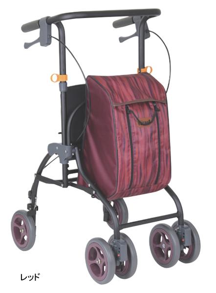 テイコブ(Tacof) フィーナ SLM06 幸和製作所 介護用品 ミドルタイプ シルバーカー