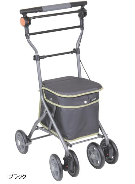 テイコブ(Tacof) ドレース SLM07 幸和製作所 介護用品 ミドルタイプ シルバーカー