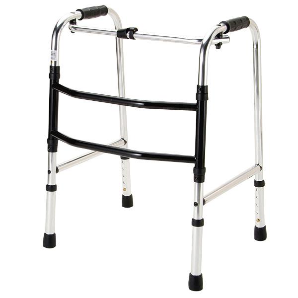 歩行器 介護用品 交互型 標準サイズ HK-200 リハビリ 歩行補助 高齢者用 hkz