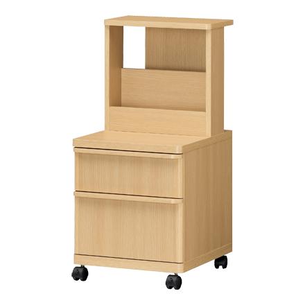 介護用品 床頭台コンタブル ベッドサイド収納 CNT-8040H