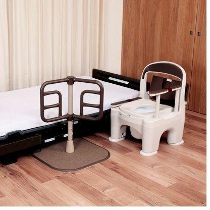 介護用品 立ち上がり補助 ツインディ 手すり 離床・介護支援 アシストポール PN-L80101
