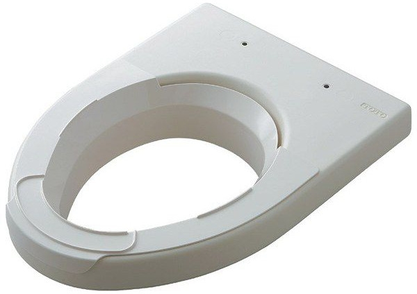介護用品 補高便座 レギュラーサイズ 高さ5cm 補高50 EWC440R