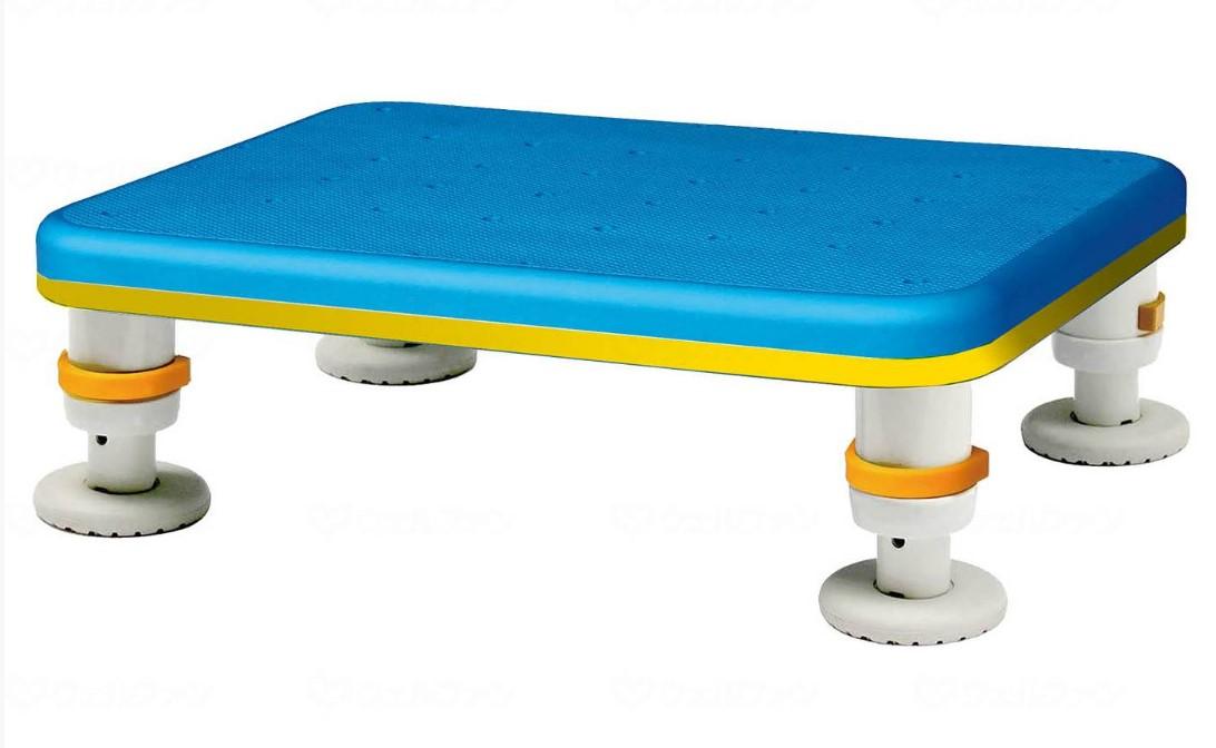 ダイヤタッチ浴槽台 (吸盤付) レギュラーサイズ 10-15cm すべり止め 介護用品