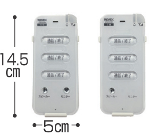 ワイヤレストーク室内セット ZS200MR