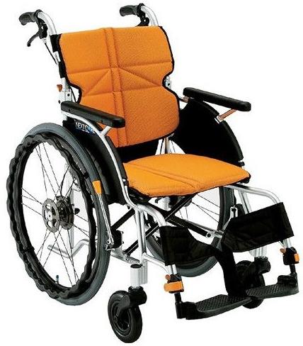ネクストコア 自走用車いす NEXT-11B 車椅子 介護用品 hkz